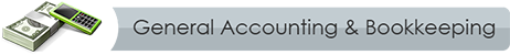 General Accounting & Bookkeeping